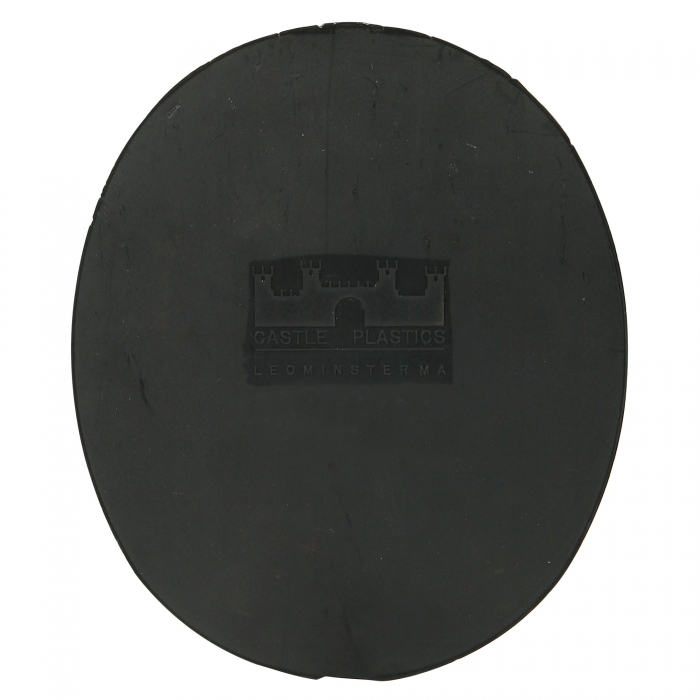 2 Degree Oval Pad