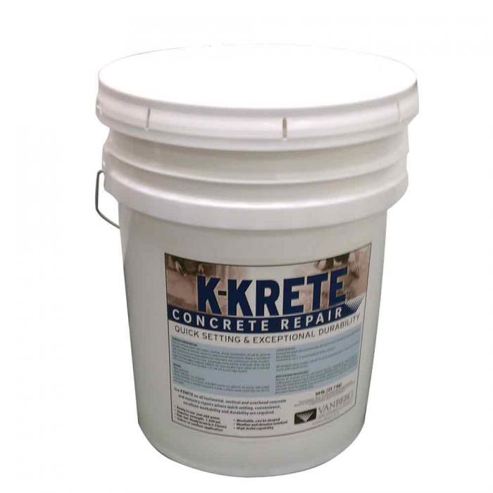 K-KRETE Concrete Repair Mortar