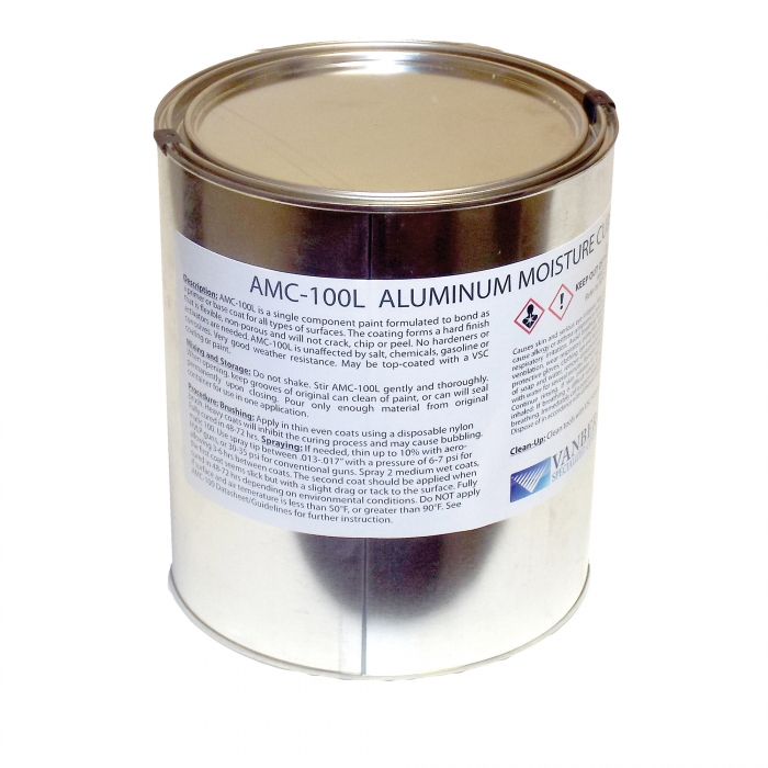 Vanberg Metal Coating AMC-100L - 1 Gallon