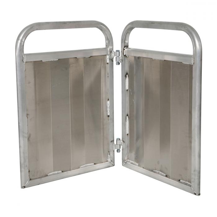 Aluminum Hinged Sorting Panels
