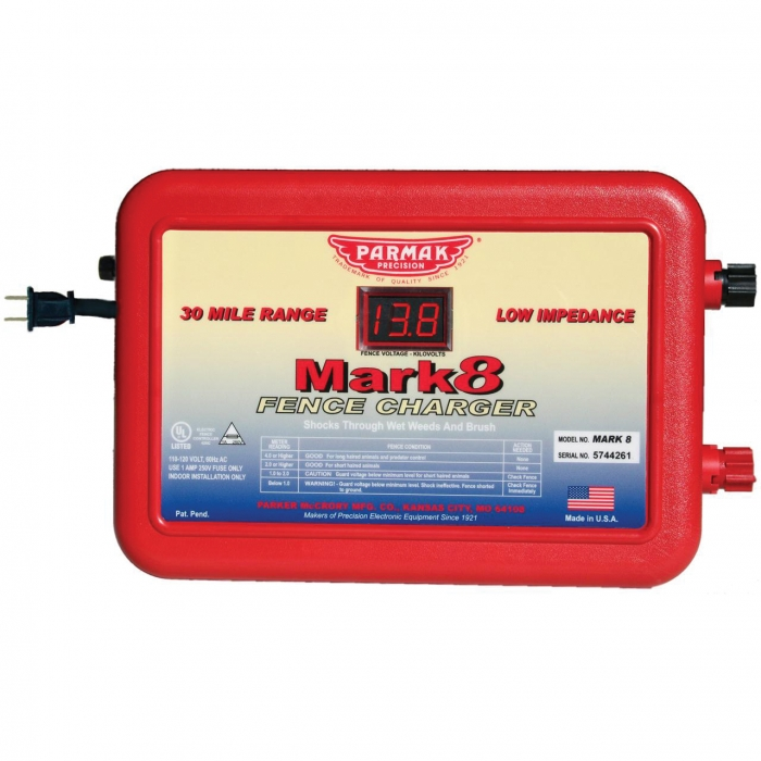 Parmak Mark 8 Fence Charger