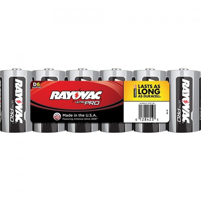 Rayovac Ultra Pro Battery D