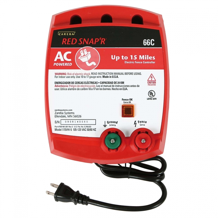 Red Snap'r® 66C Controller - 25 Miles