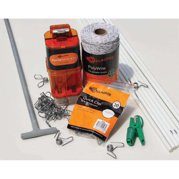 Gallagher Garden Electric Fence Kit
