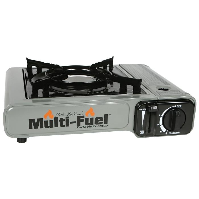 CanCooker Multi-Fuel Portable Cooktop
