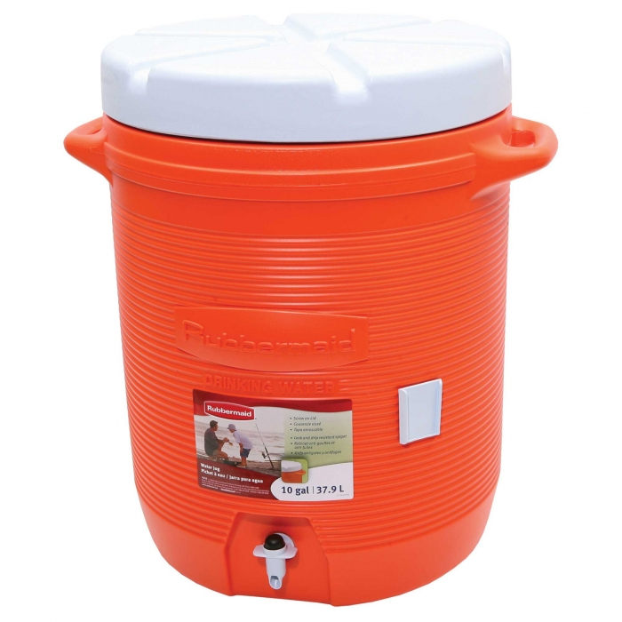 Rubbermaid Water Cooler 10 Gallon