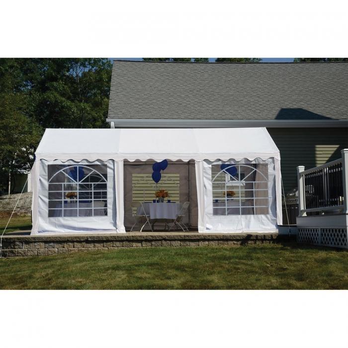 ShelterLogic® 10' x 20' Enclosure Kit (Enclosure Kit ONLY)