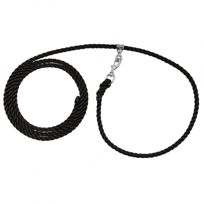 Stierwalt Deluxe Neck Rope - Black