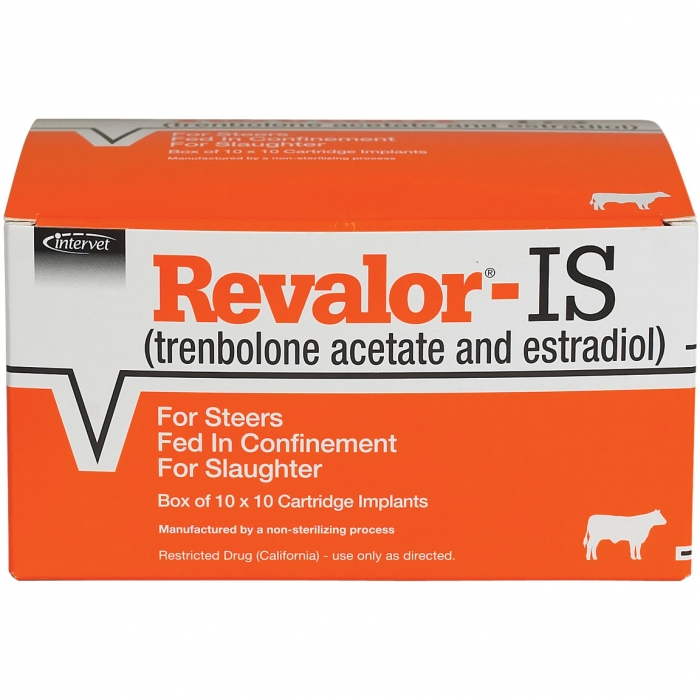 Revalor-IS - 10x10 Dose