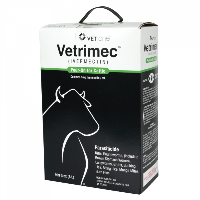 Vetrimec (VetONE) 2 x 5 Liter