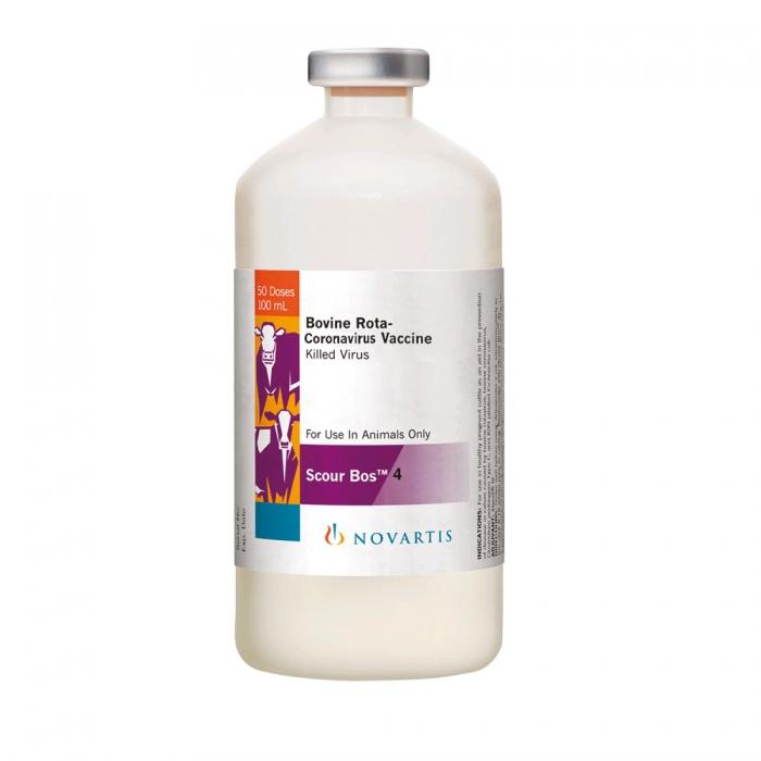 Scour Bos 4-Novartis (Grand Labs) - 50 Dose