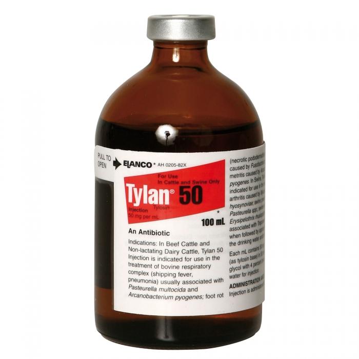 Tylan 50 (Elanco)