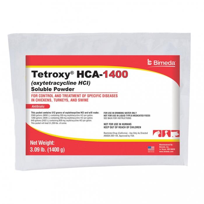 Tetroxy HCA-1400 Soluble Powder