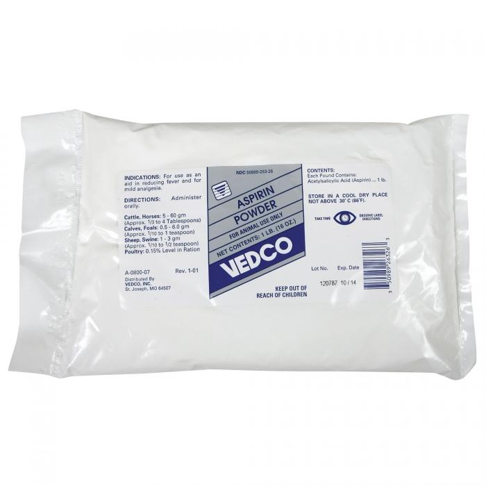 Asprin Powder - 1 lb