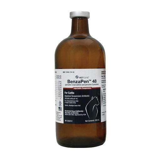 BenzaPen 48 - 500 mL