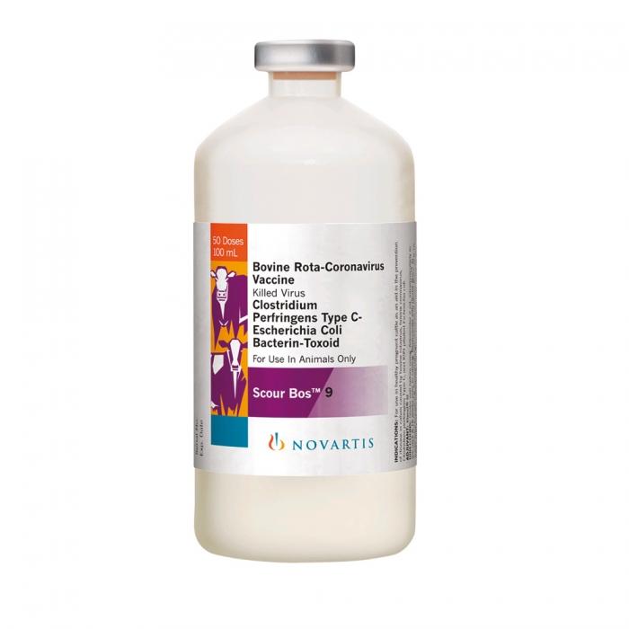 Scour Bos 9-Novartis (Grand Labs) - 50 Dose