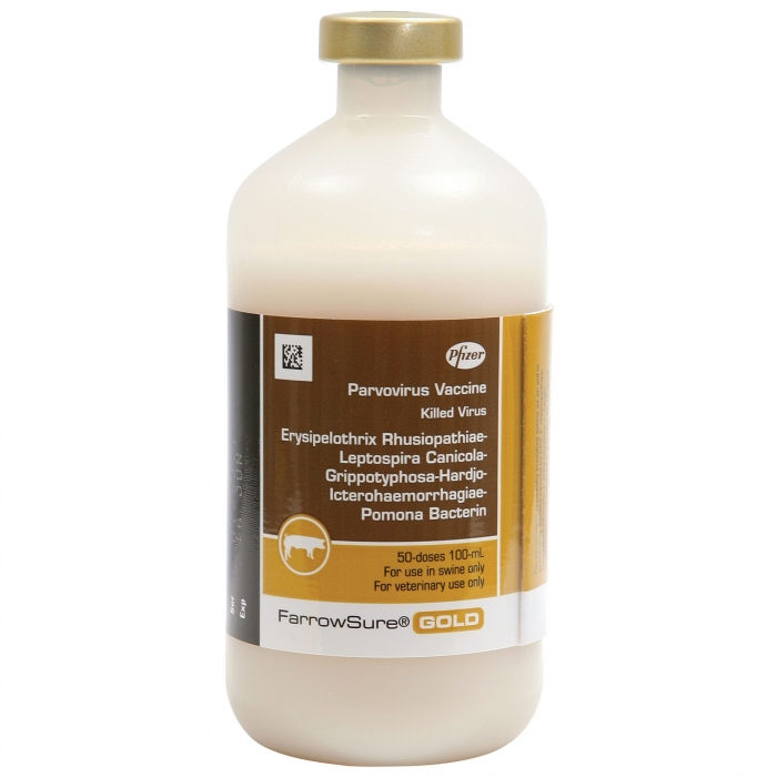 FarrowSure Gold (Pfizer) - 50 Dose/100 mL