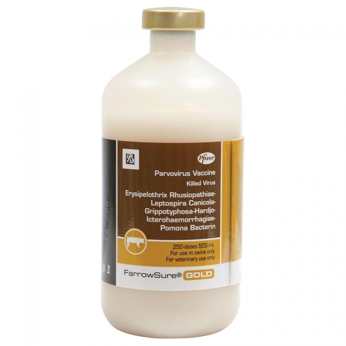 FarrowSure Gold (Pfizer) - 250 Dose/500 mL