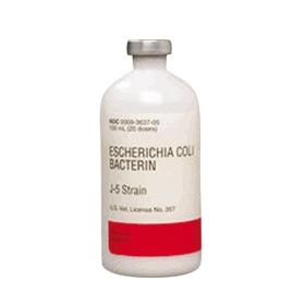 J-5 E.Coli Bacterin - 20 Dose