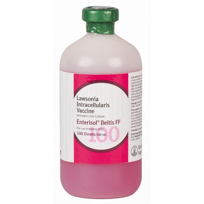 Enterisol Ileitis (Boehringer) - 100 Dose