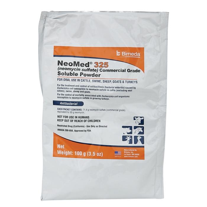 Neomycin 325 Soluble Powder