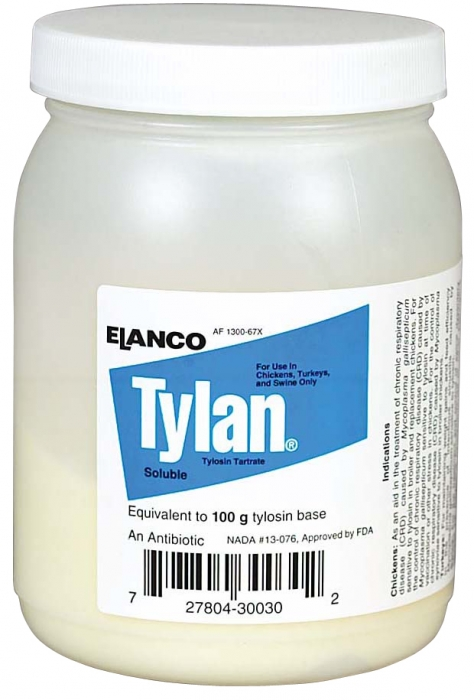Tylan Soluble Powder (Elanco)