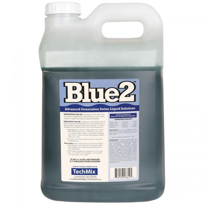 Blue2 Electrolyte - TechMix