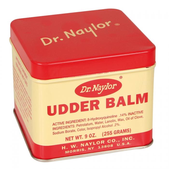 Naylor Udder Balm (HW Naylor Co.) - 9 ozs.