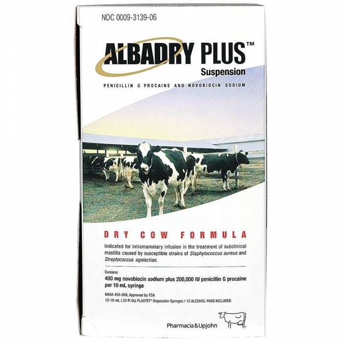 Albadry Plus (Pfizer) - 12 x 10 ml
