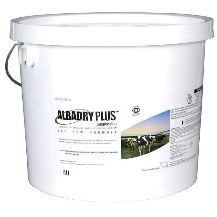 Albadry Plus (Pfizer) - 144 Tubes