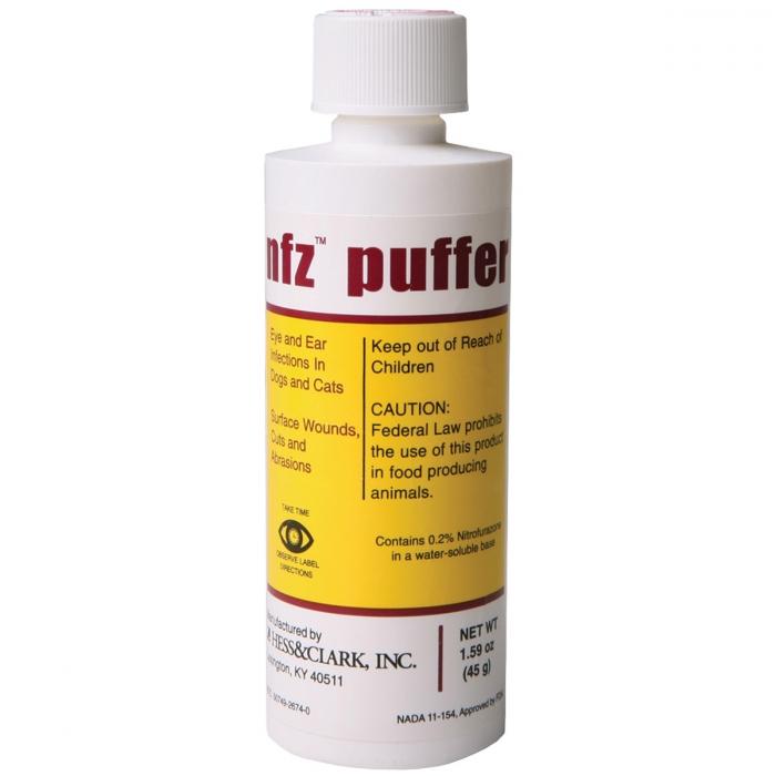 NFZ Puffer (Hess and Clark)