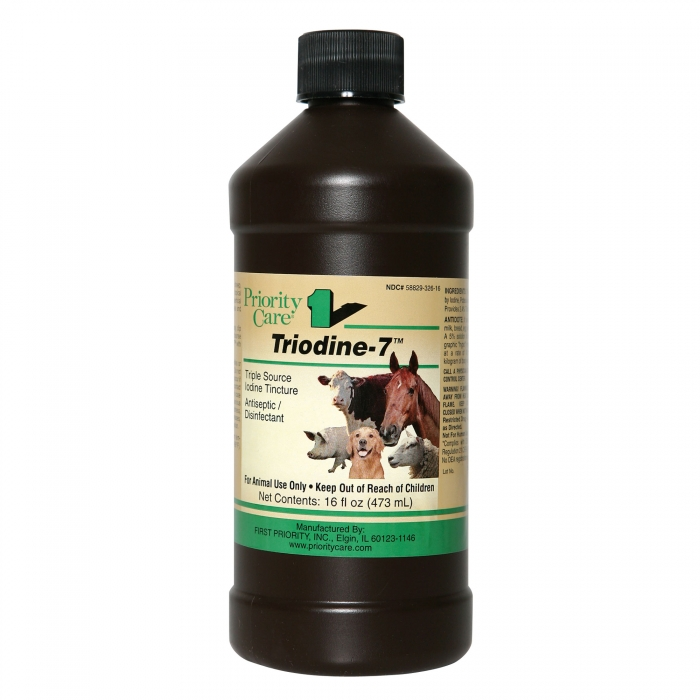Triodine 7 (First Priority)