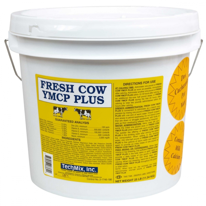 Fresh Cow YMCP Plus (Techmix) - 25 lbs.