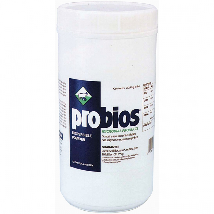 Probios Water Soluble (Vets Plus/Chr. Hansen) - 5 lbs.