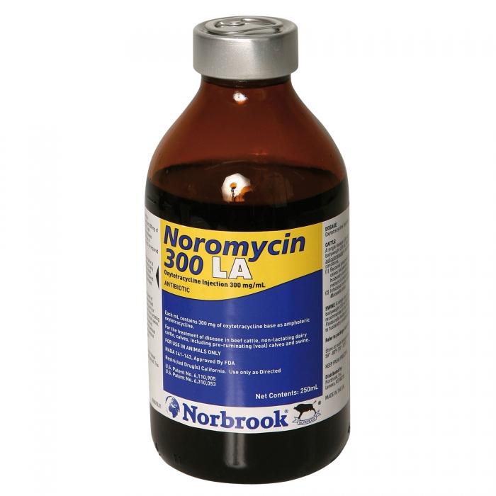 Noromycin 300LA (Norbrook) - 250 mL