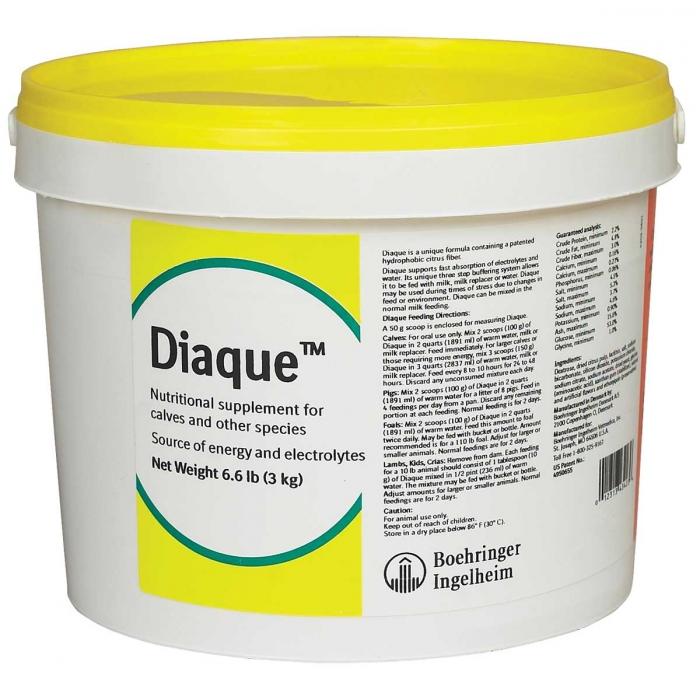 Diaque (Boehringer) - 6.6 lb. Pail