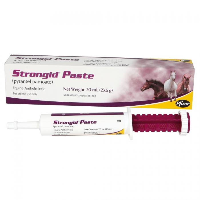 Strongid Paste (Pfizer)