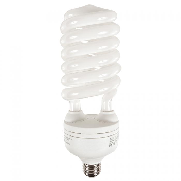 55 Watt High Voltage Spiral Bulb