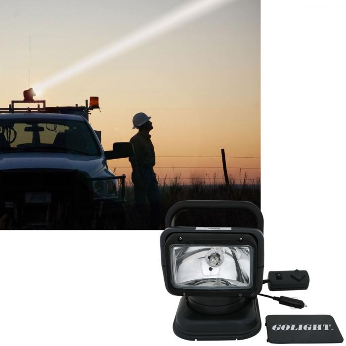 Golight Portable Remote-Controlled Spotlight Spotlight Golight