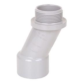 PVC Offset Adapter - 2