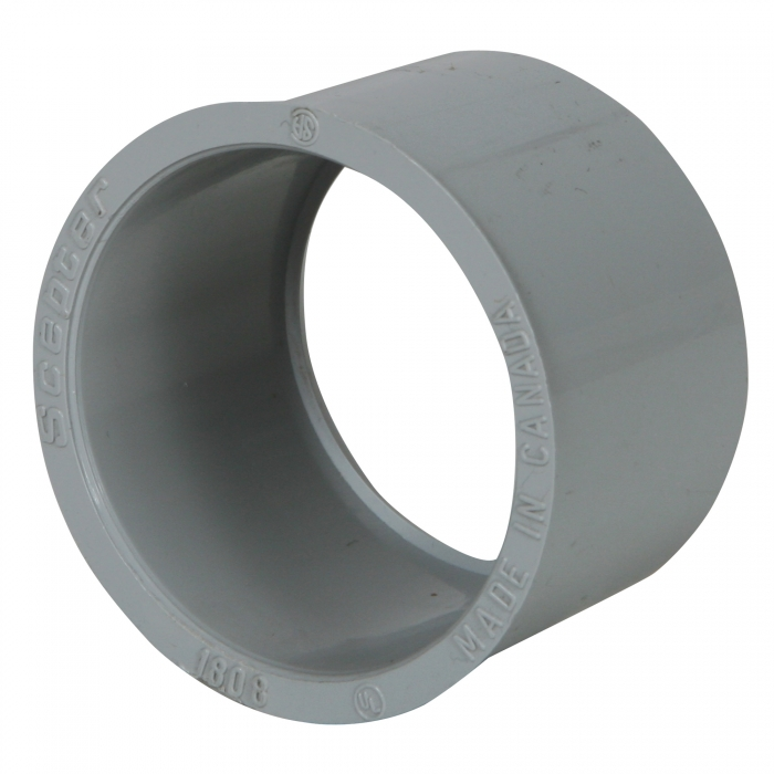 PVC Bushings - 1 1/2 inch S X 1 1/4 inch - View 1