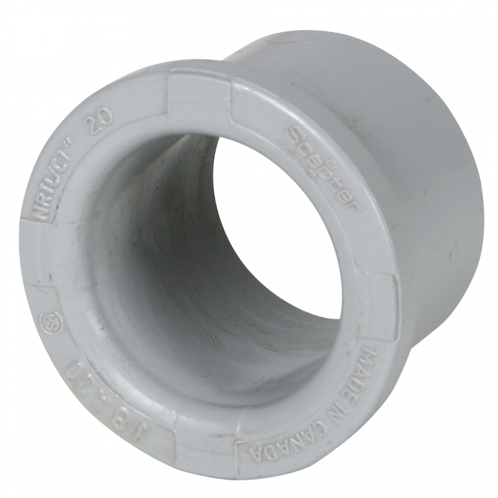 PVC Junction Box Adapter - 1 inch - View 1