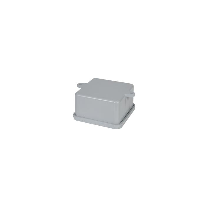 PVC Junction Box - 4 inch x 4 inch x 2 inch
