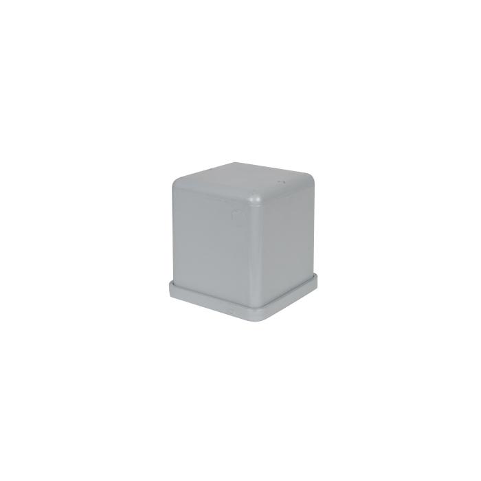 PVC Junction Box - 4 in x 4 in x4 in