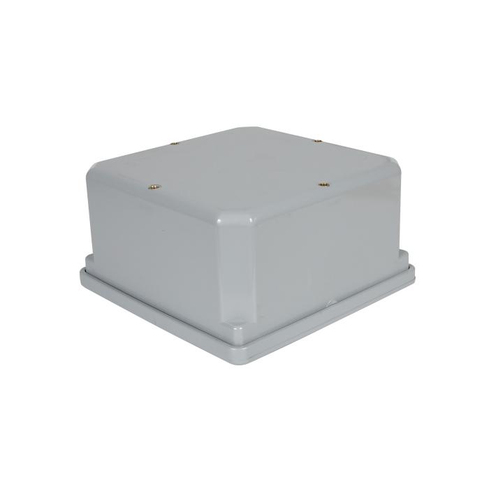 PVC Junction Box - 8 in x 8 in x 4 in