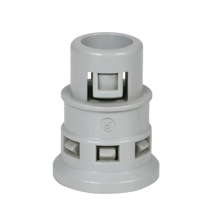 1/2 inch Electrical Snap-In Male Adapter