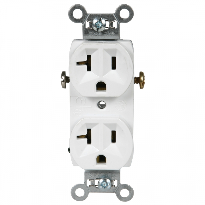 Wall Receptacles - 20 Amp -Commercial
