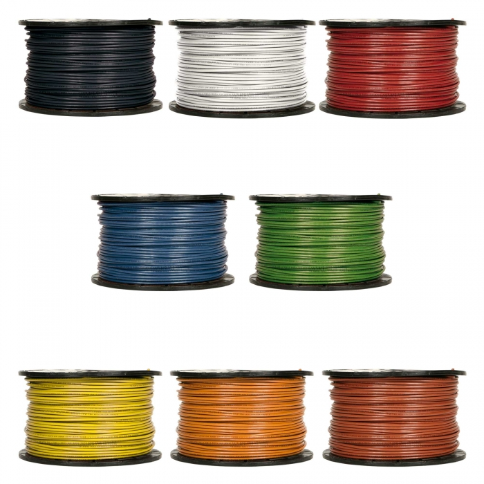 14 Gauge Stranded Copper Wire | QC Supply