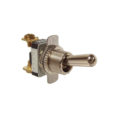 Medium-Duty Toggle Switch - SPST - on-off
