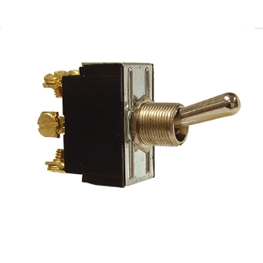 Heavy-Duty Toggle Switch - DPDT - on-off-on